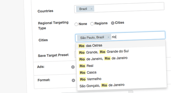 Improved Location Targeting on Facebook: Cities & Regions
