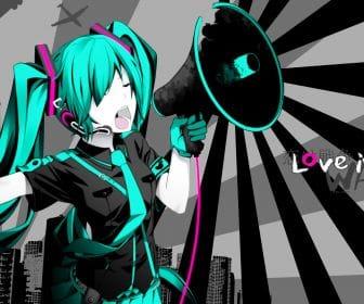 vocaloid_hatsune_miku_love_is_war_megaphone_desktop_1920x1080_hd-wallpaper-889232