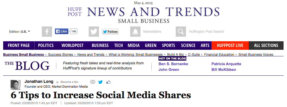 social_media_tips_huffpost