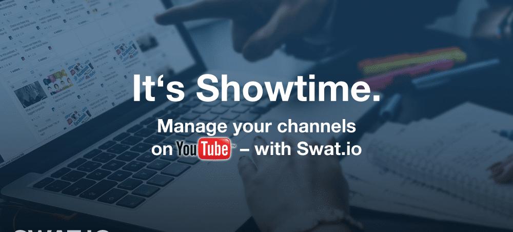 Film ab! YouTube Kanäle mit Swat.io verwalten 1