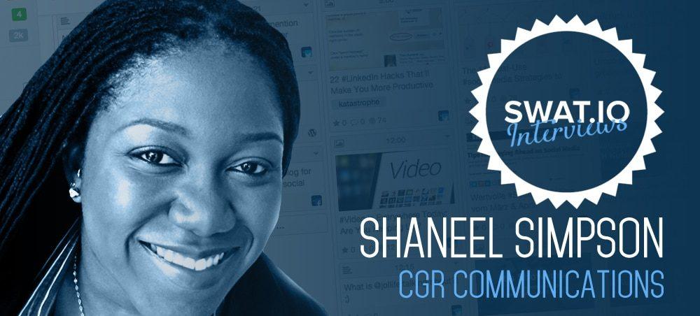 """Shaneel Simpson, CGR (Jamaica): """"Du musst lernen, in einem dynamischen Umfeld zu arbeiten."""" 3"""