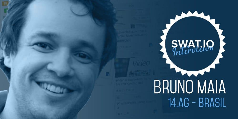 Bruno Maia, 14.ag - Brasil