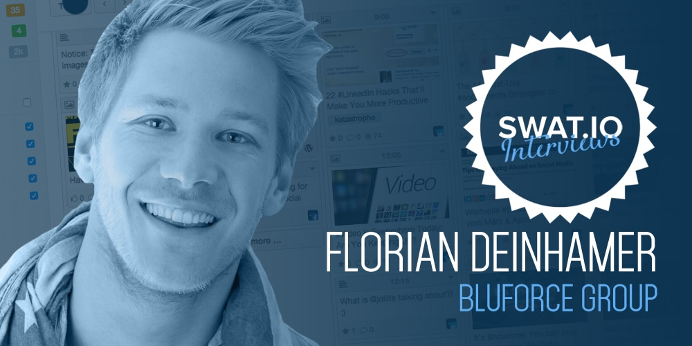 Florian Deinhamer, Bluforce Group