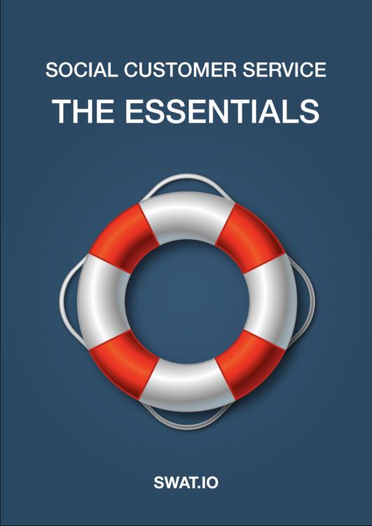 Social Customer Service E-Book