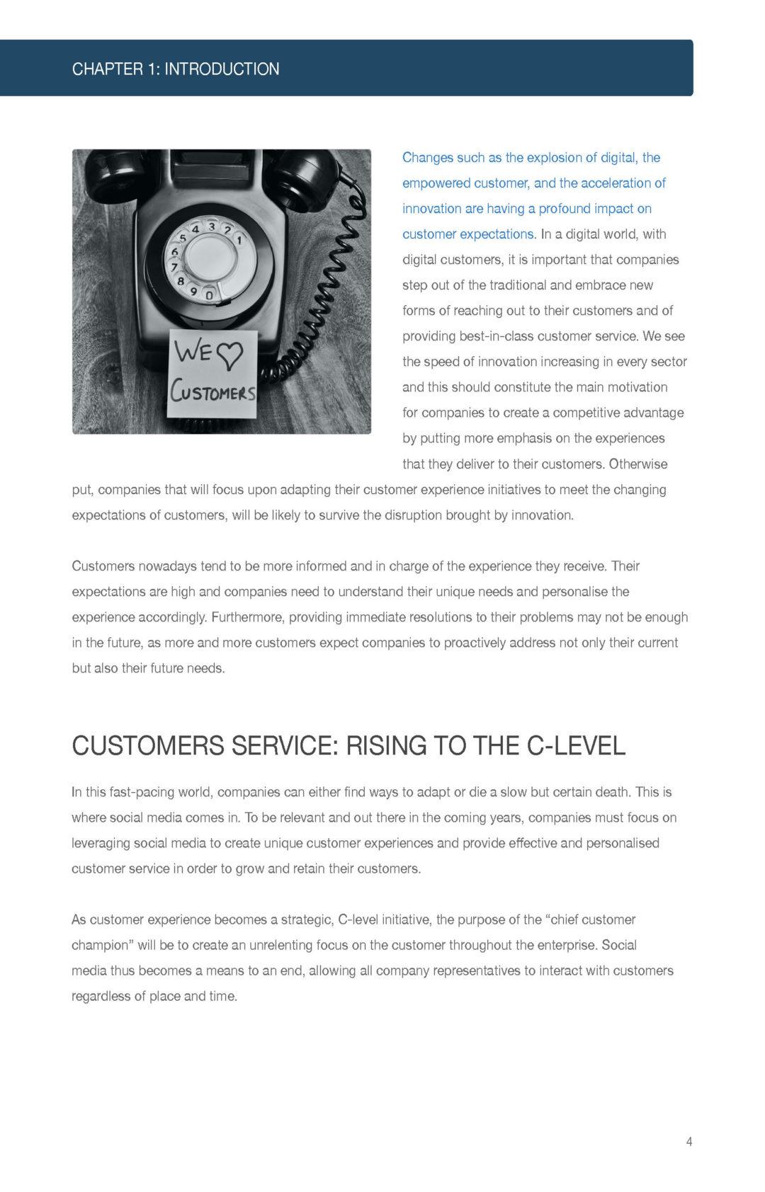 Social Customer Service 1