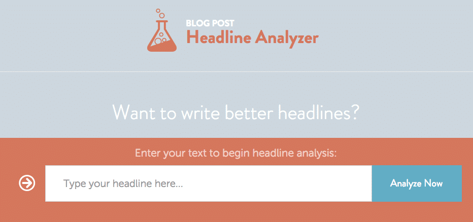 A/B Testing with Headline Analyzer