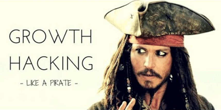 Growth Hacking Like A Pirate