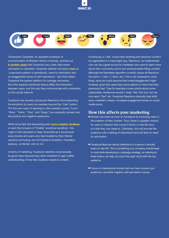 Die Psychologie des Social Media Marketings 2