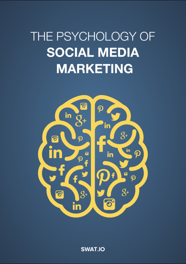 eBook Cover Flat The Psychology of Social Media Marketing