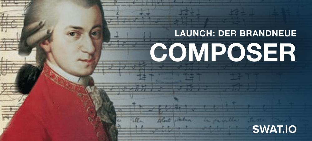 Launch: Der brandneue Swat.io Composer! 1