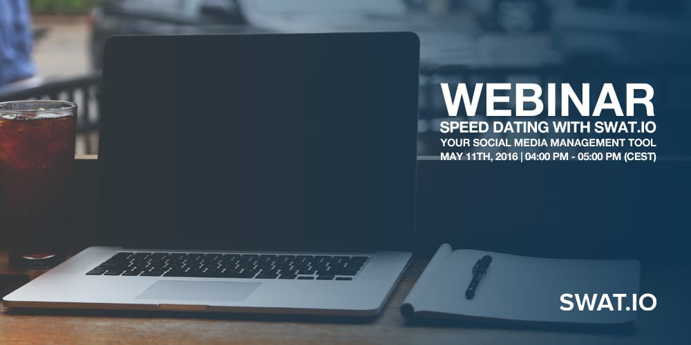 Webinar: Speed Dating with Swat.io