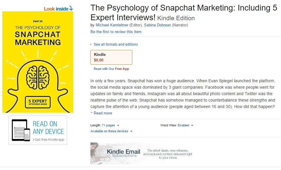 eBook Downloads - Amazon Kindle