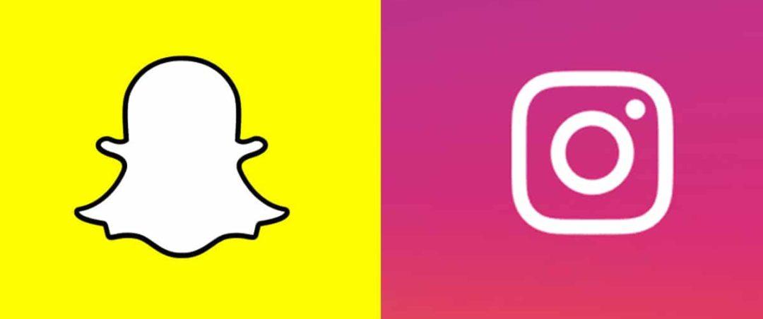 Snapchat vs. Instagram – Ein Vergleich der die Augen öffnet! 1