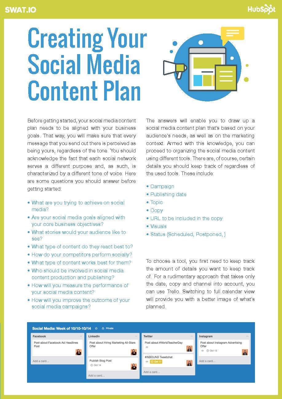 Die Kunst der Social Media Content Kreation 5