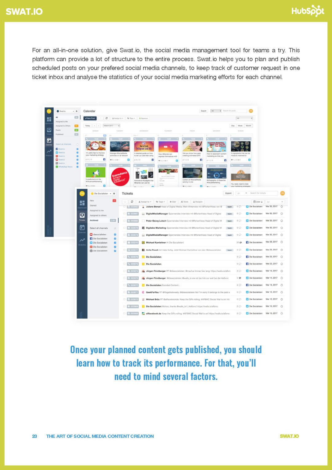 Die Kunst der Social Media Content Kreation 6