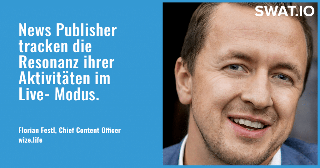 """Florian Festl, Wize.life: """"Identifikation der User mit der Art der Content-Aufbereitung"""" 5"""