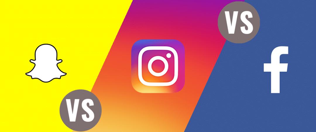 Wie Unternehmen Snapchat, Facebook und Instagram Stories nutzen 1