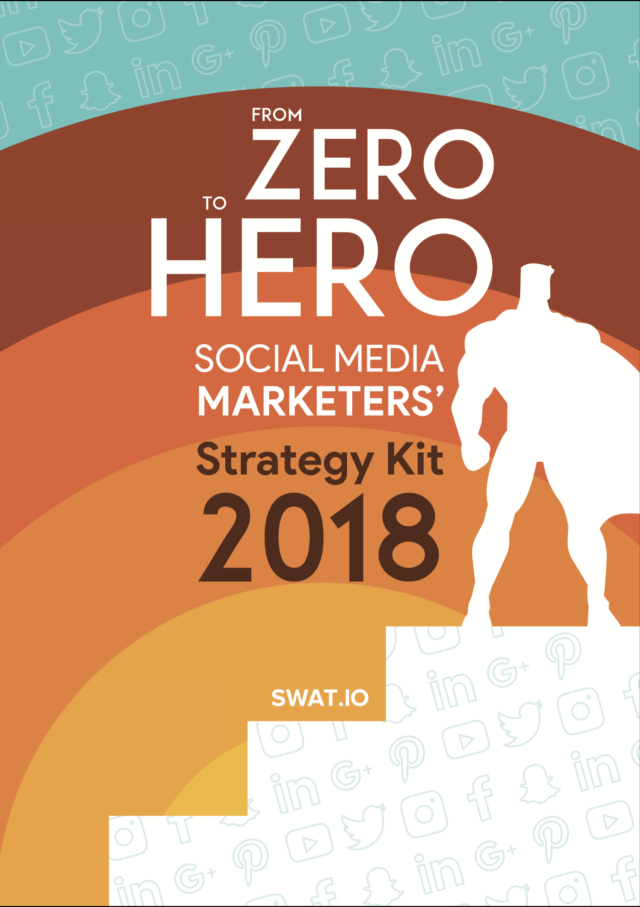 eBook Cover Flat The Social Media Strategy Kit