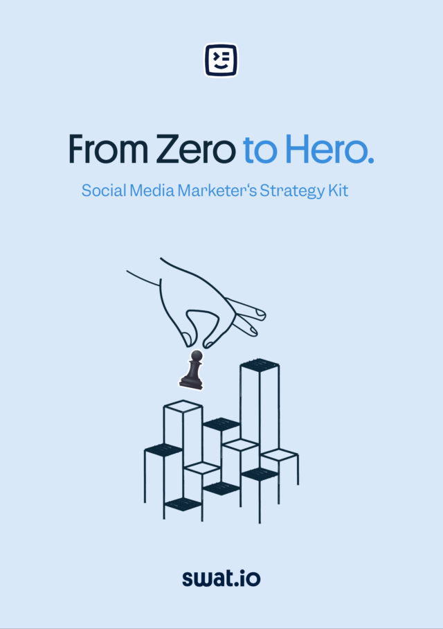 Social Media Strategy eBook Title