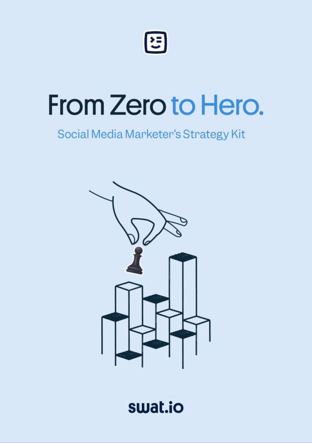 Social Media Strategy eBook Title