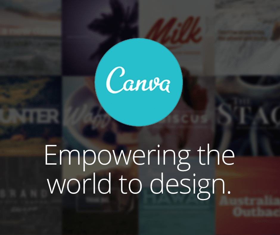social media tool Canva