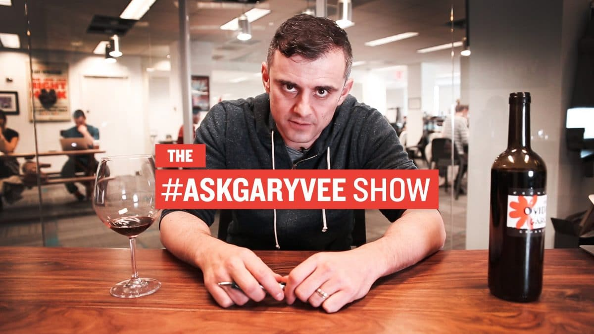social media podcast askgaryvee show