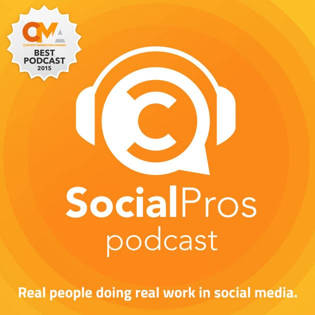 social media pros podcast