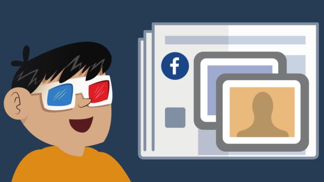 3D Posts auf Facebook – Spielerei oder ernstzunehmendes Marketinginstrument? 5