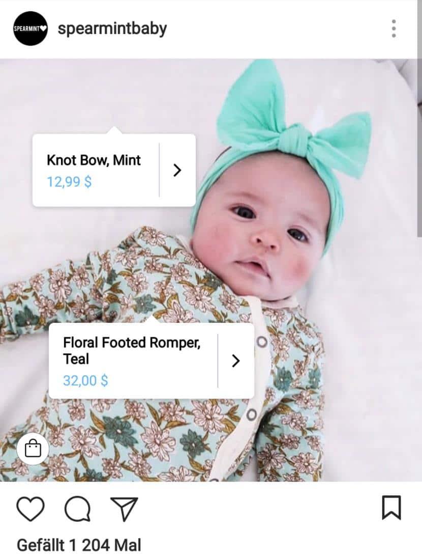 Wie du die neue Instagram Shopping-Funktion zu deinem Vorteil nutzt 2