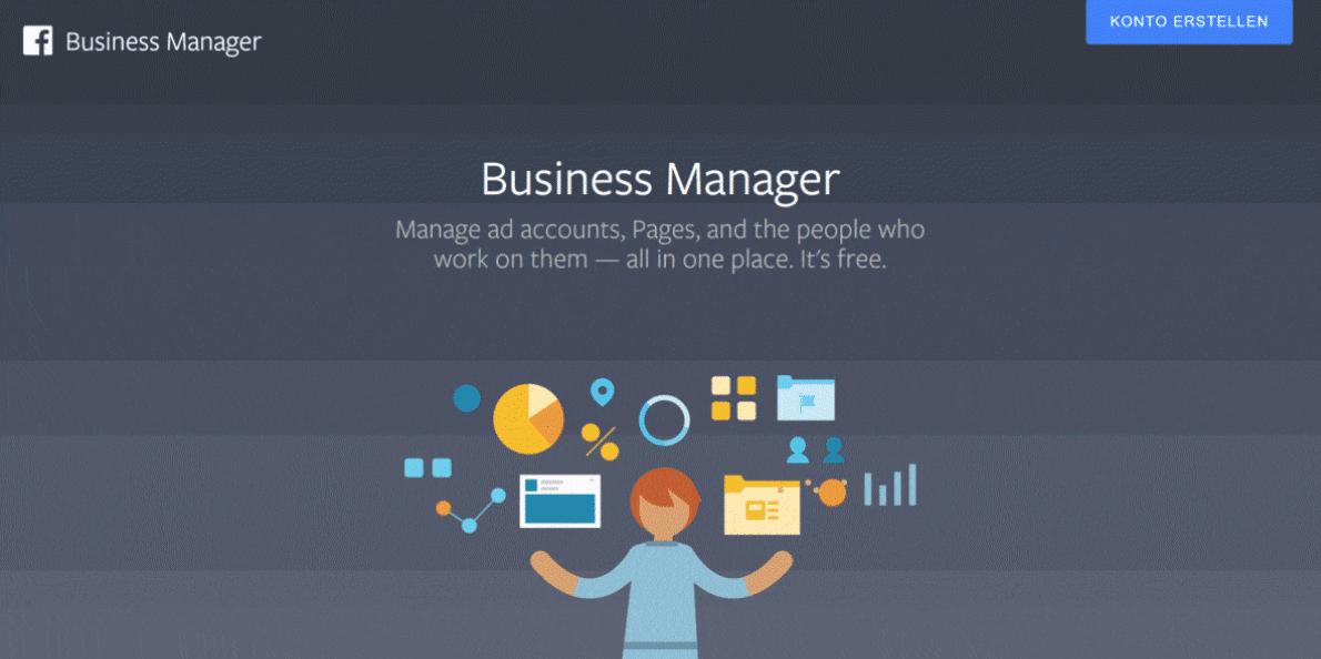 Wie du vom Facebook Business Manager profitierst 2