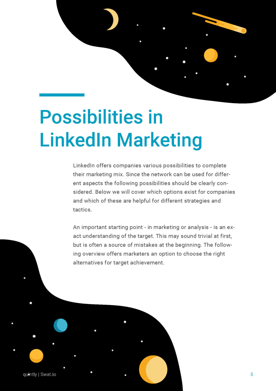 B2B Marketing im LinkedIn Universum 2
