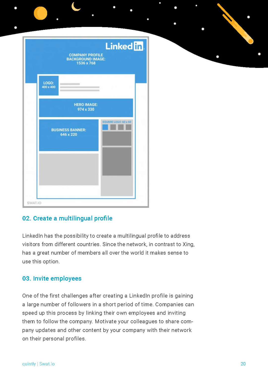 B2B Marketing im LinkedIn Universum 6