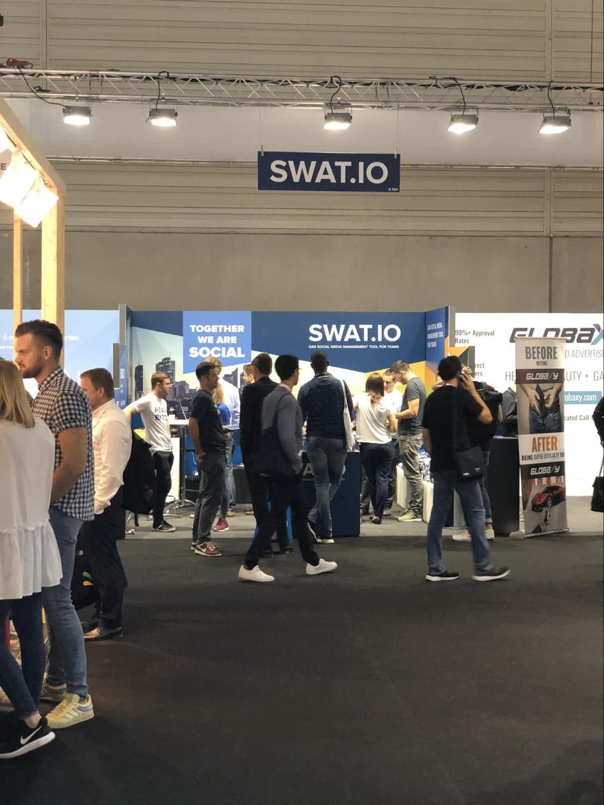 Feature Update September: Swat.io ❤️ Google 2