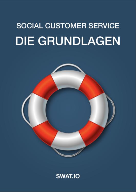 eBook Cover Social Customer Service Grundlagen E-Book
