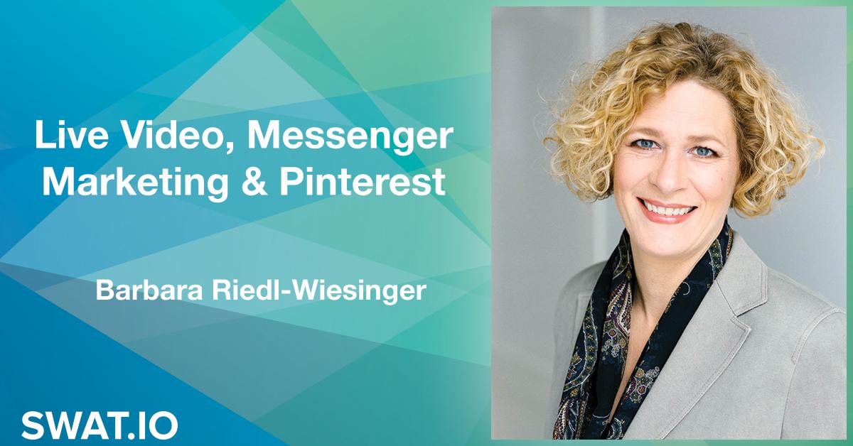 Barbara Riedl-Wiesinger über die Social Media Trends 2019