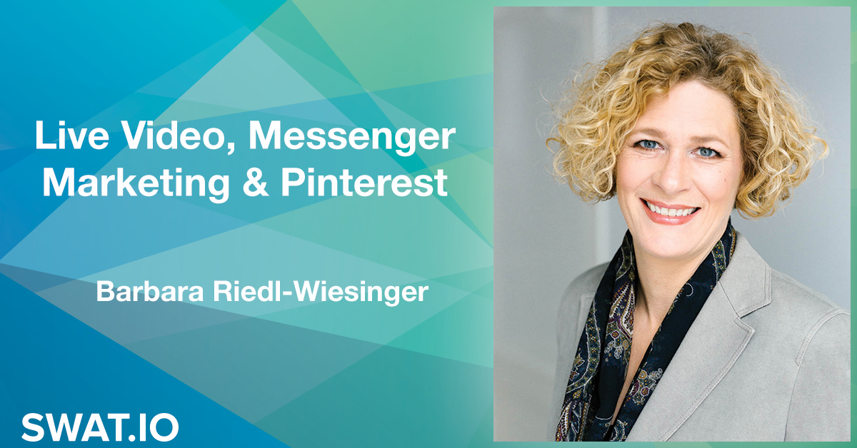 Barbara Riedl-Wiesinger about the Social Media Trends 2019