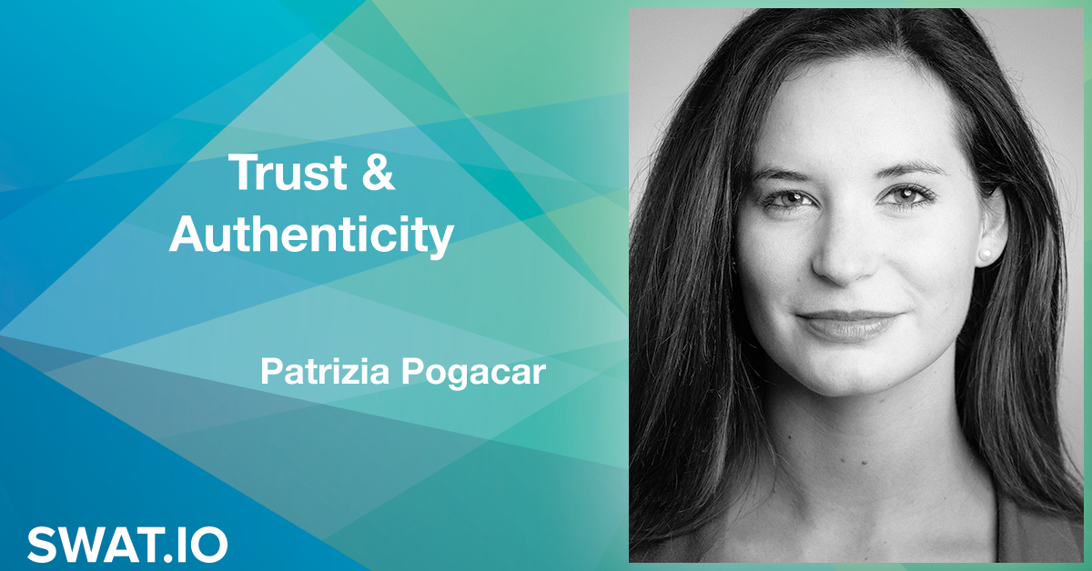 Patrizia Pogacar about the Social Media Trends 2019