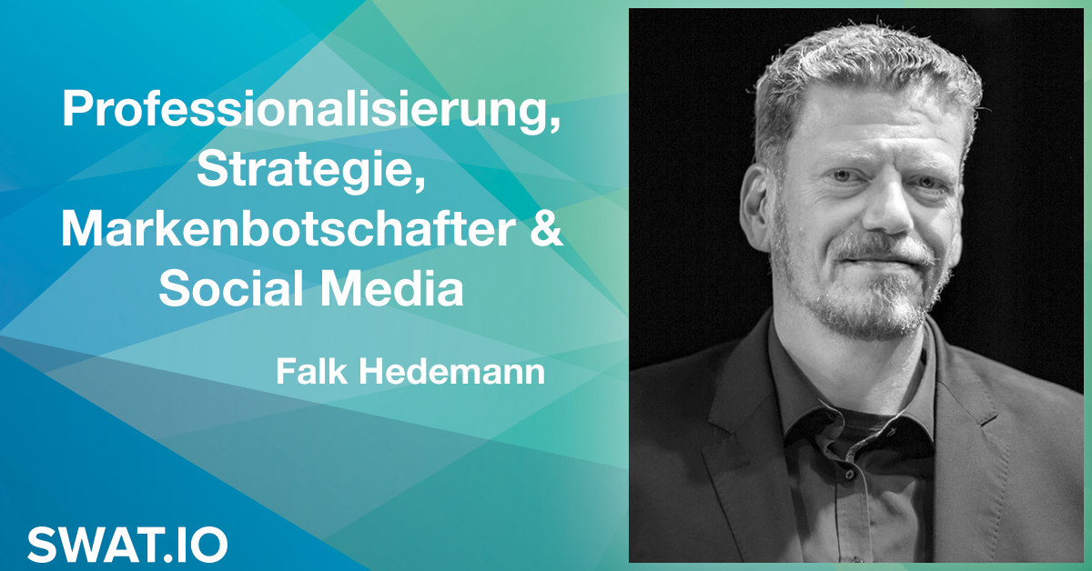 Falk Hedemann über die Social Media Trends 2019