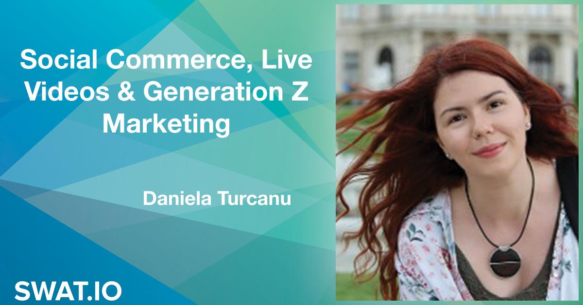 Daniela Turcanu über die Social Media Trends 2019