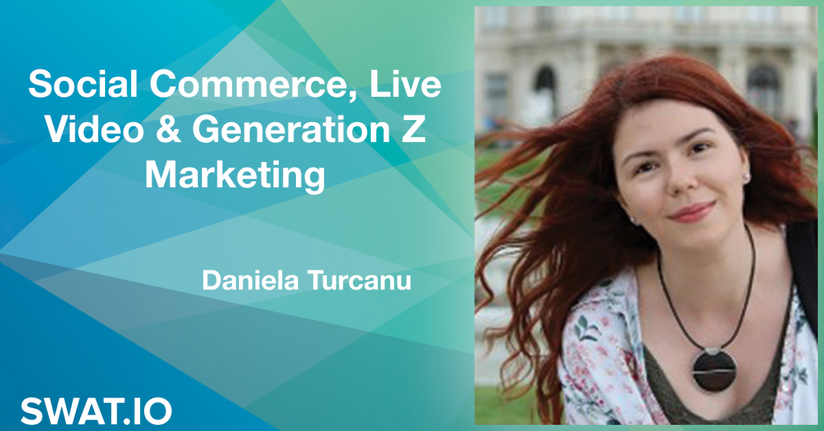 Daniela Turcanu about the Social Media Trends 2019
