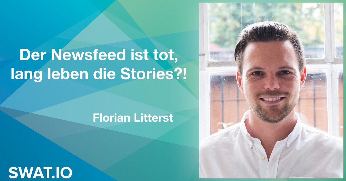 Florian Litterst über die Social Media Trends 2019