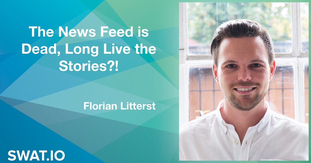 Florian Litterst about the Social Media Trends 2019