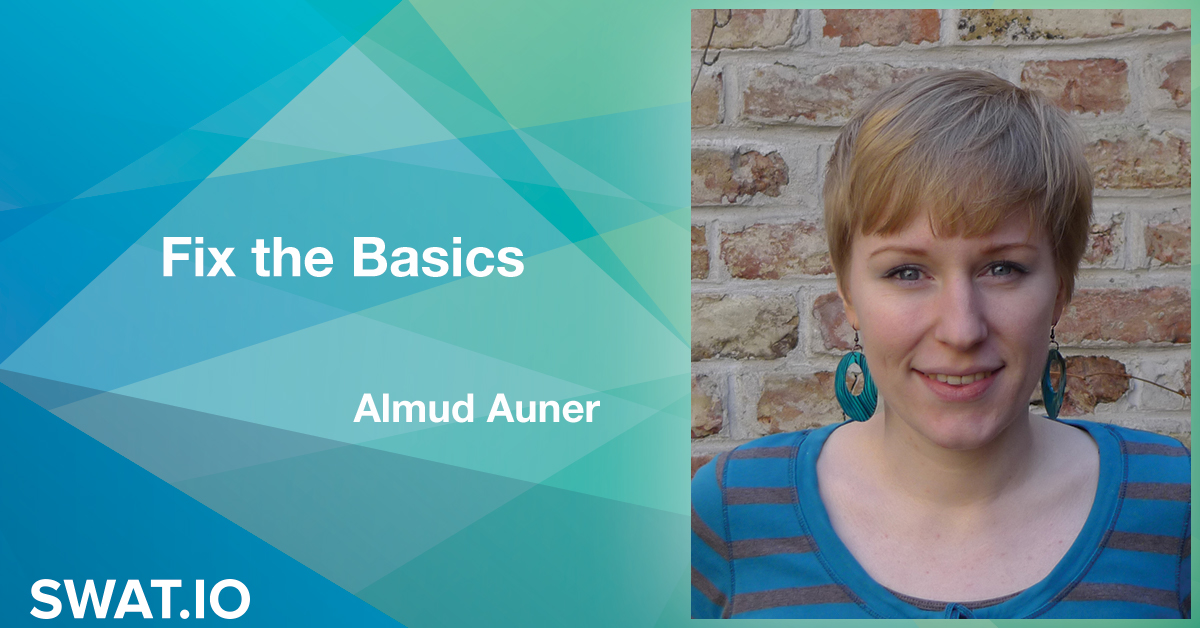 Almud Auner about the Social Media Trends 2019