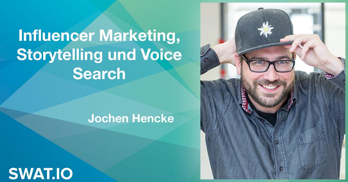 Jochen Henke über die Social Media Trends 2019