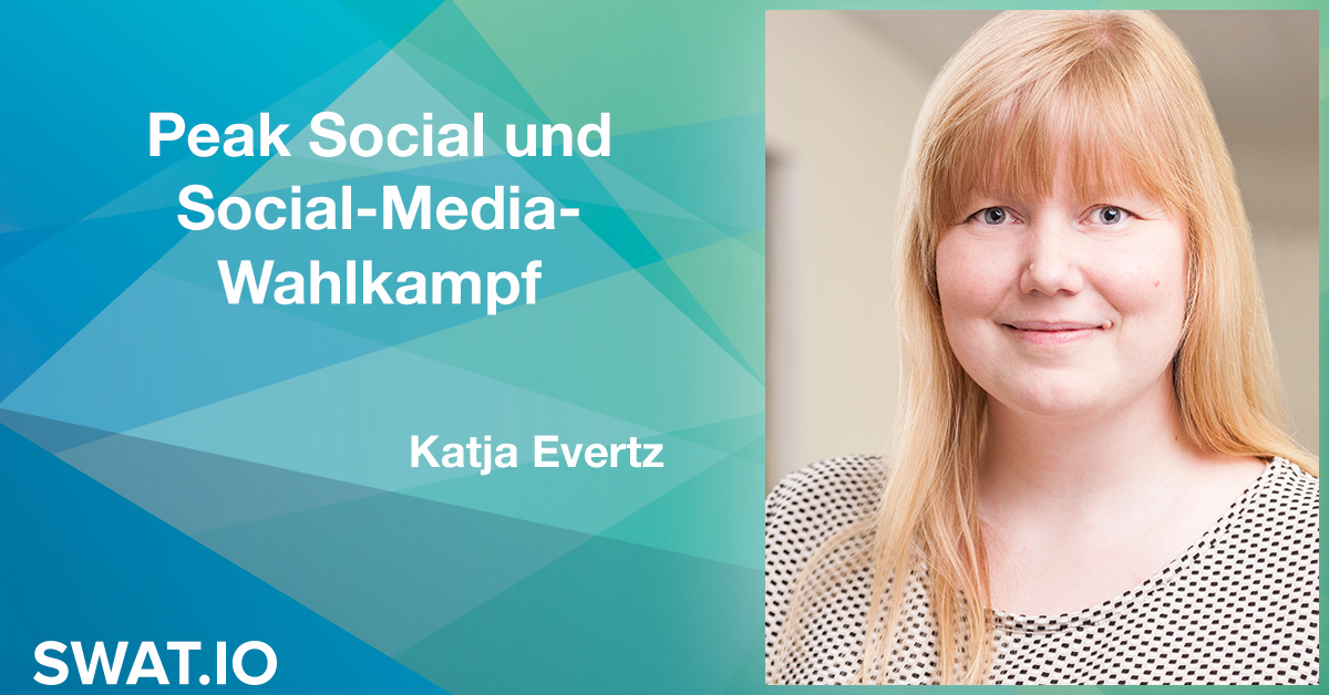 Katja Evertz über die Social Media Trends 2019