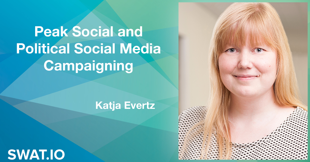 Katja Evertz about the Social Media Trends 2019