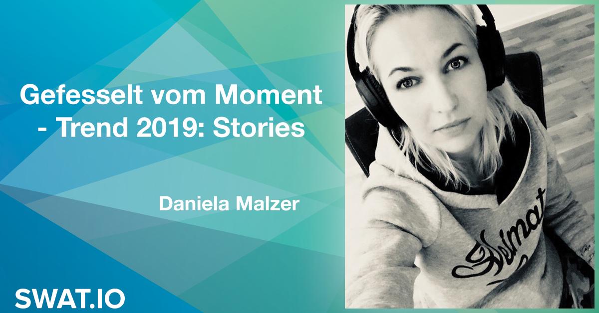 Daniela Malzer über die Social Media Trends 2019