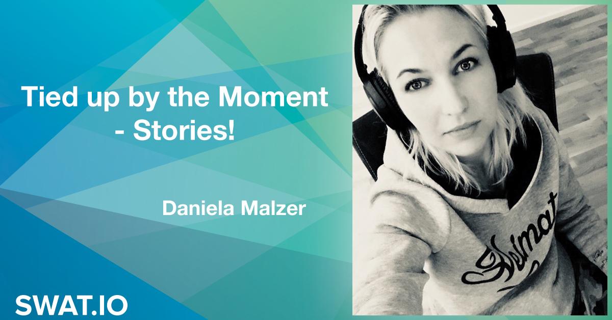 Daniela Malzer about the Social Media Trends 2019