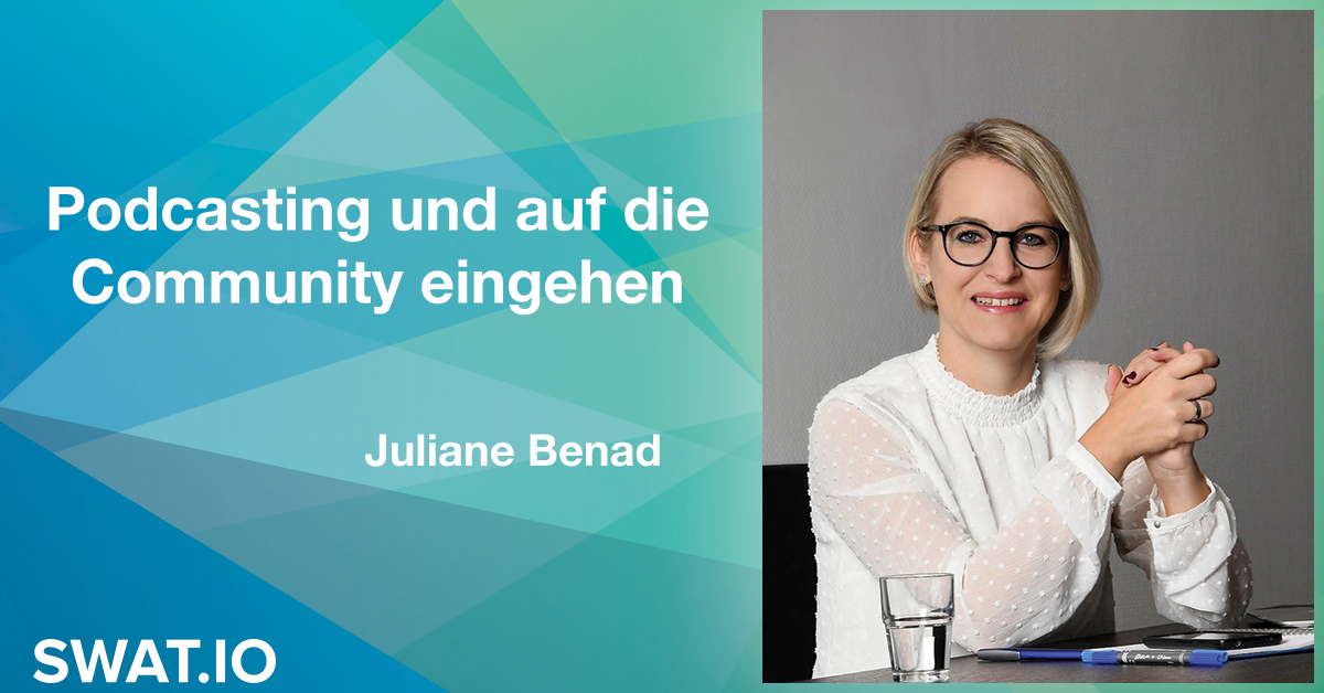 Juliane Benad über die Social Media Trends 2019