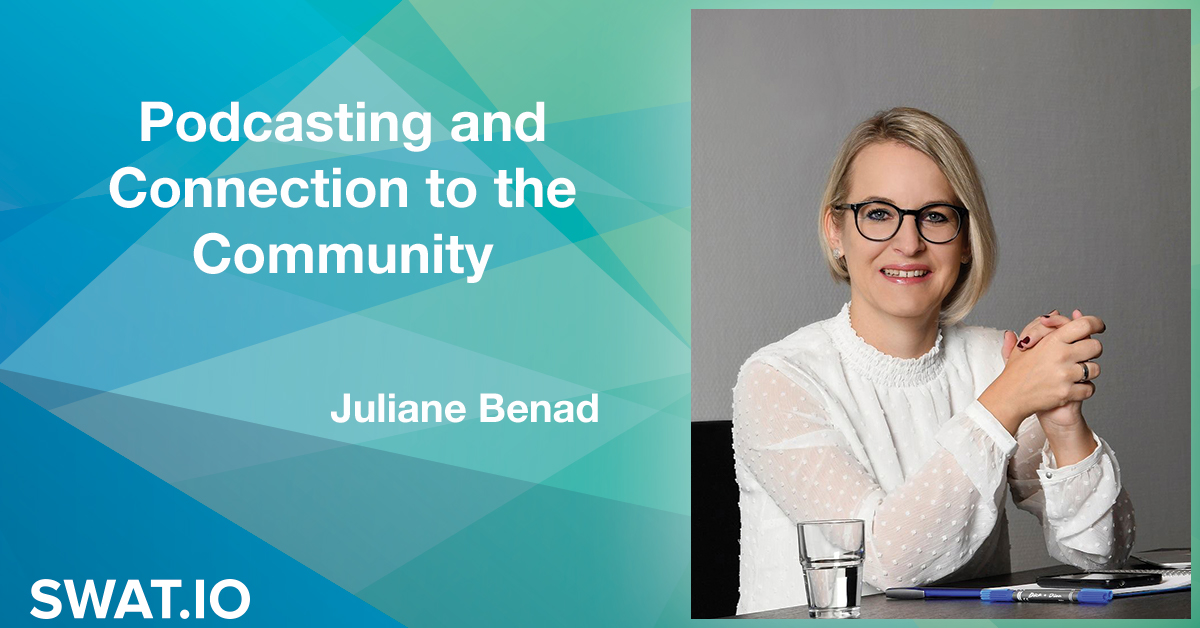 Juliane Benad about the Social Media Trends 2019